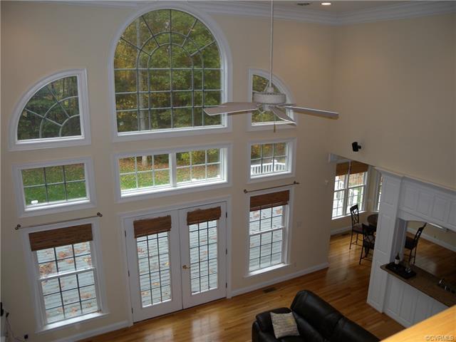 13512 Corapeake Pl living room windows
