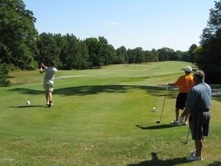 Golf Community in Richmond VA
