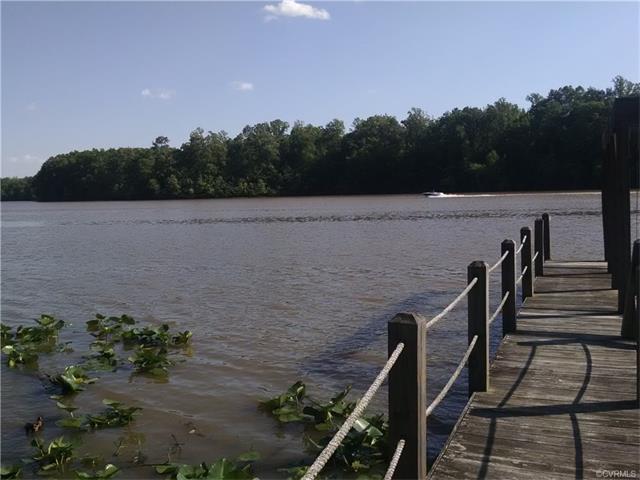 dock on lake chesdin