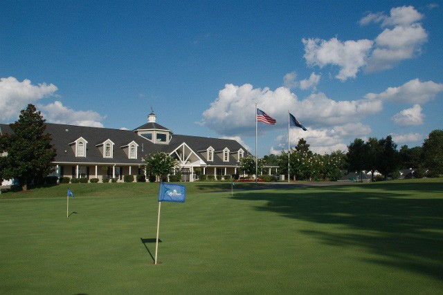 Golfing Community in Richmond Virginia
