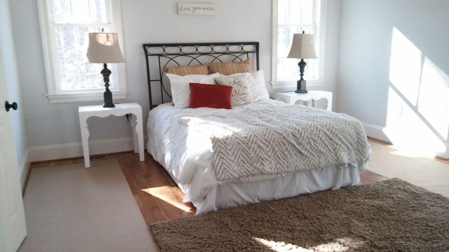 bedroom2 - homes in chesdin landing