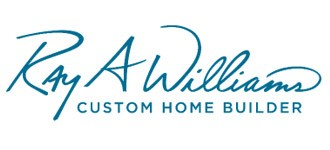 Ray A Williams Logo - Custom Home Builders