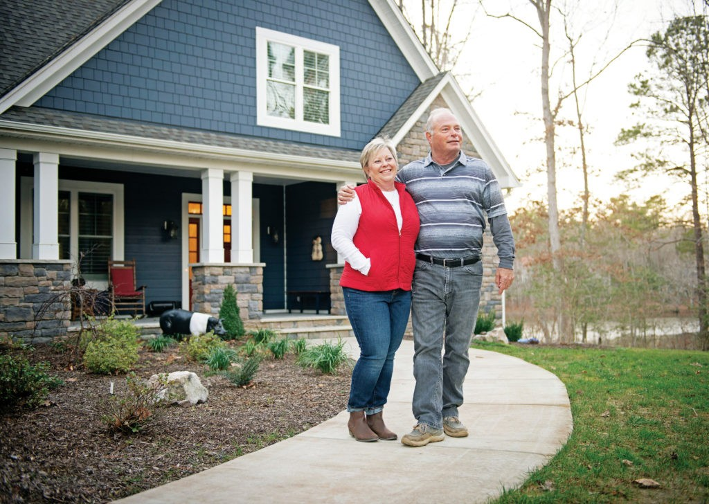 chesdin couple 1024x728 - The Chesterfield Observer features Chesdin Landing in March Article