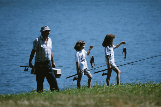 Lake Chesdin Offers Fishing and More!